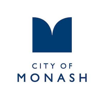 monash logo council melbourne